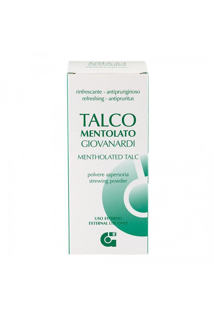 TALCO MENTOLATO GIOVANARDI 100 - farmasorriso.com