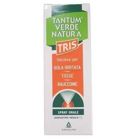 Tantum verde natura tris nebulizzazione 15ml - latuafarmaciaonline.it