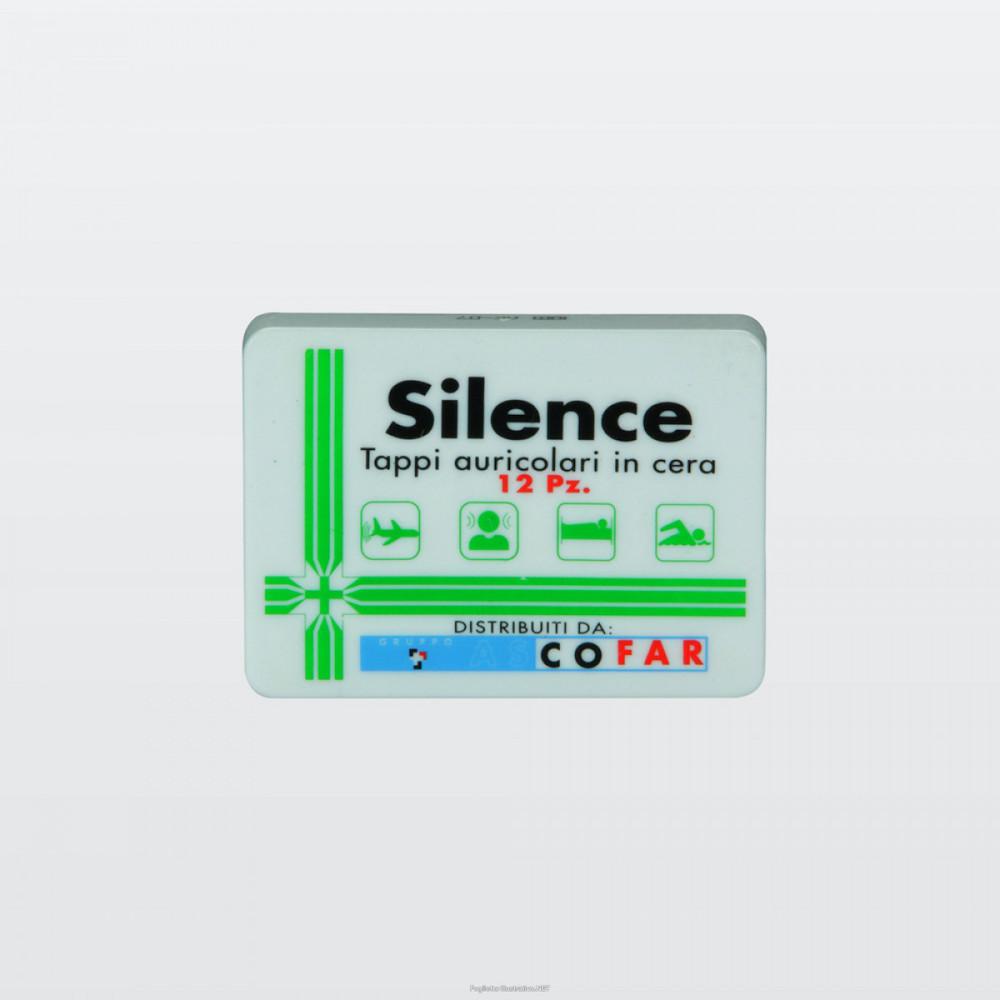 Tappi Auricolari in Silicone Silence 6 Pezzi - Sempredisponibile.it