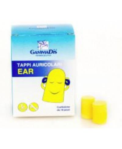 TAPPO AURICOLARE EAR GOMMAPIUMA 10 PEZZI - Farmafamily.it