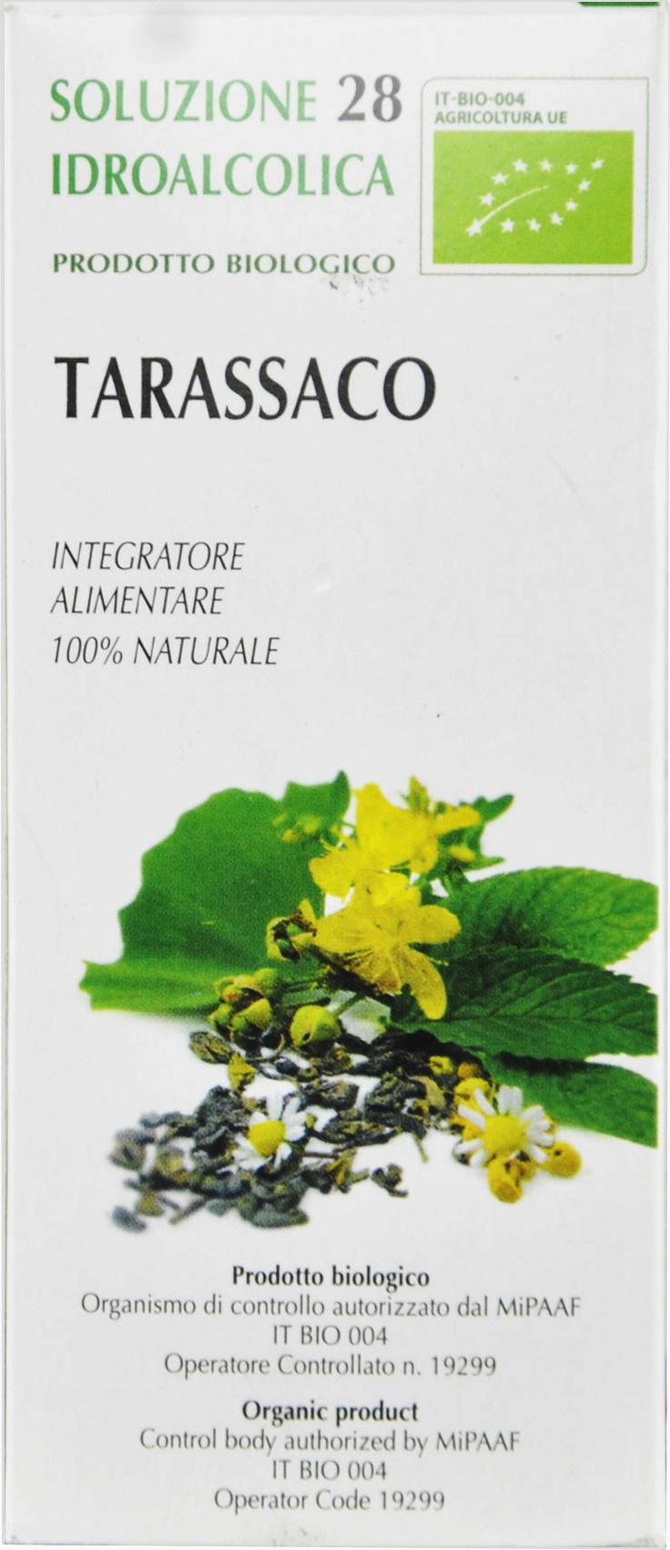 TARASSACO 28 50ML TM - Farmacia Centrale Dr. Monteleone Adriano
