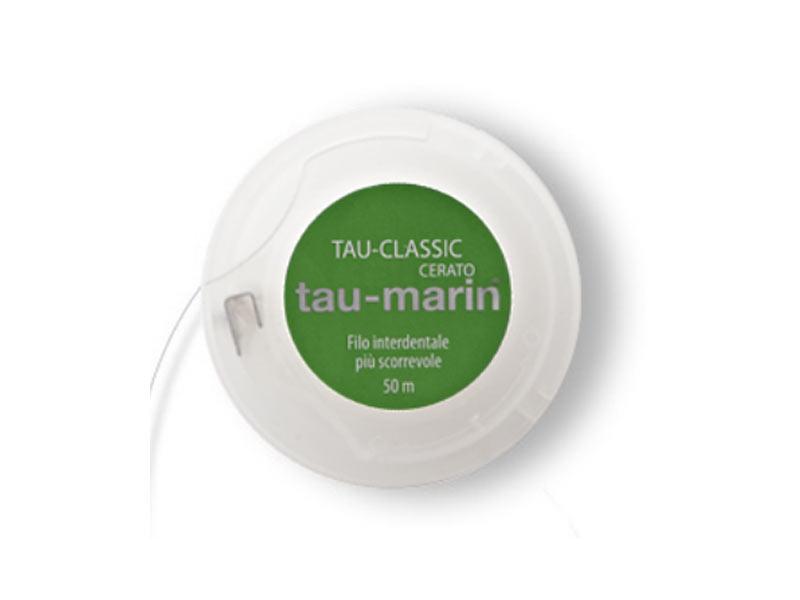TAUMARIN FILO INTERDENTALE CLASSICO 50 MT - farmalaura.it