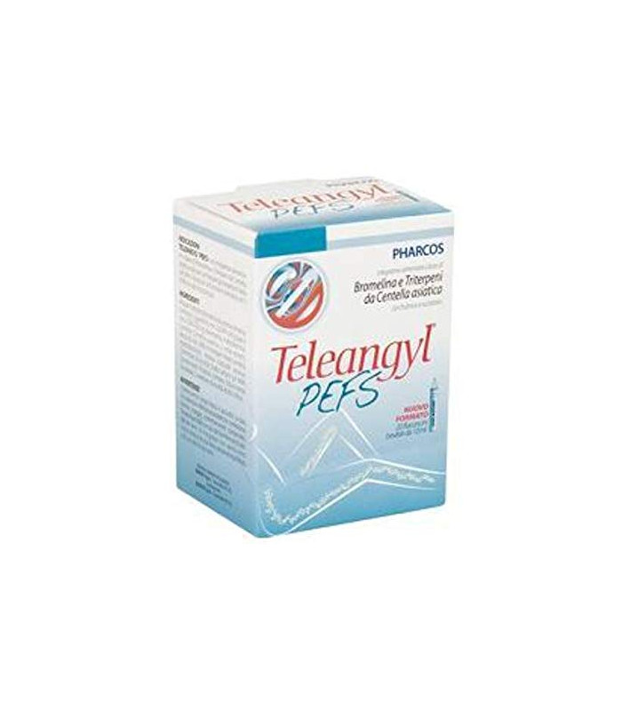 TELEANGYL PEFS PHARCOS 30 STICKPACK 10 ML - Farmapage.it