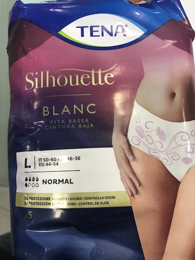Tena Lady Pants Discreet Large Mutandina Assorbente 5 Pezzi - Arcafarma.it