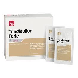 Tendisulfur forte 14 bustine  - Zfarmacia