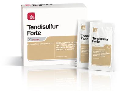 Tendisulfur Forte 14 Bustine - Arcafarma.it