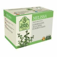 TERRAE MONACI MELISSA TISANA 20 FILTRI 1,5 G -  Farmacia Santa Chiara