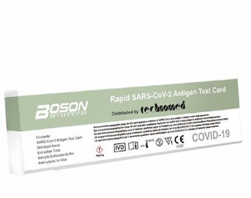 TEST ANTIGENICO RAPIDO PER COVID-19 SELFTEST 1 PEZZO (TAMPONE RAPIDO USO PRIVATO) - Farmacianuova.eu