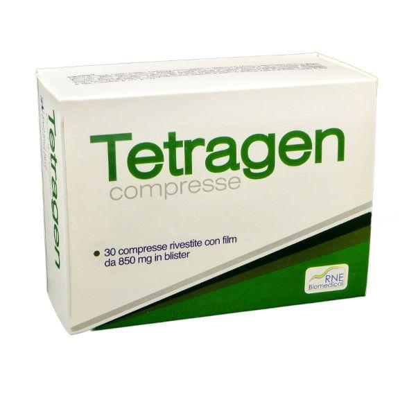 TETRAGEN 30 COMPRESSE - Farmafamily.it