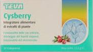 CYSBERRY TEVA 20 COMPRESSE - farmaciafalquigolfoparadiso.it