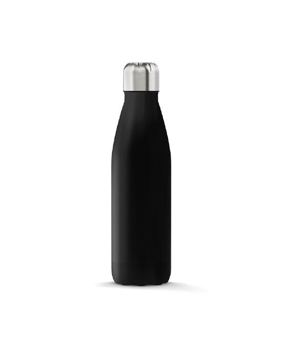 The steel bottle 1L nera  - latuafarmaciaonline.it