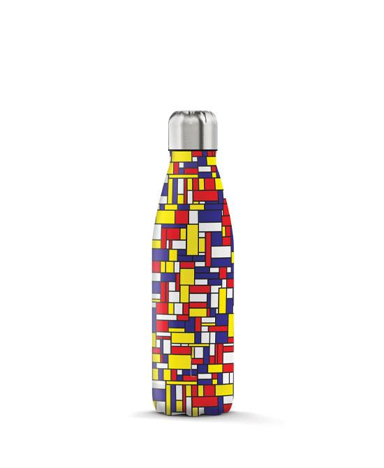 The Steel Bottle 500 Ml Rubik - latuafarmaciaonline.it