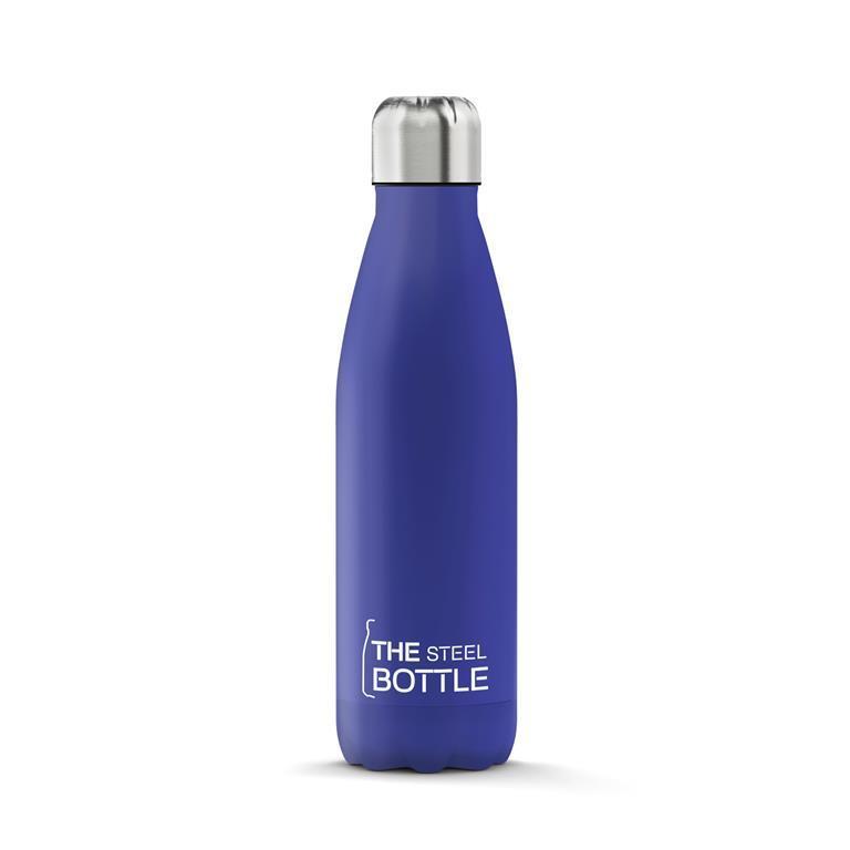 The steel bottle blu 500 ml - latuafarmaciaonline.it