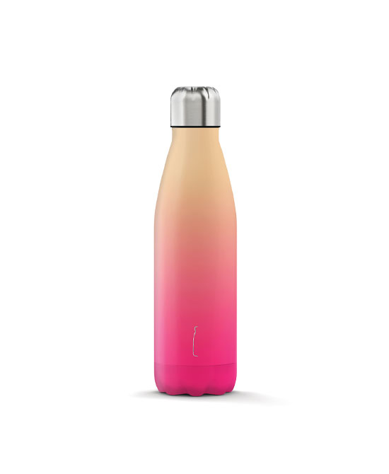 THE STEEL BOTTLE SHADE SERIES PEACH - latuafarmaciaonline.it