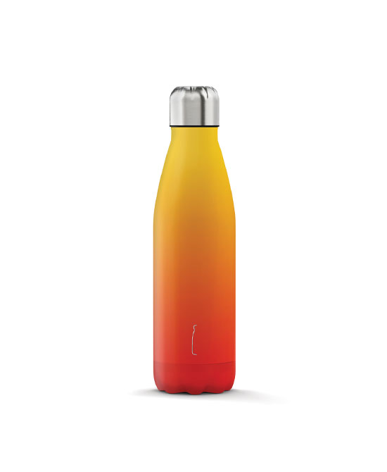 THE STEEL BOTTLE SHADE SERIES SUNSET - latuafarmaciaonline.it