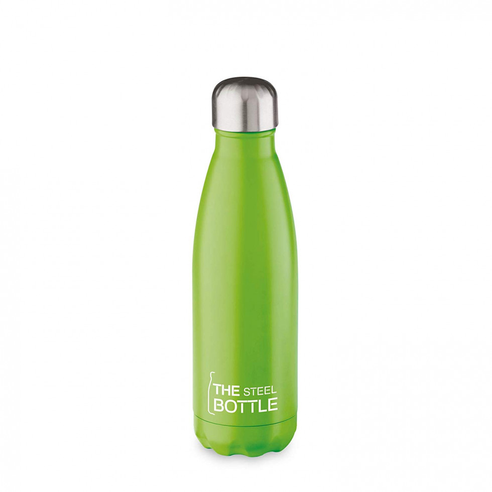 The steel bottle verde 500 ml - latuafarmaciaonline.it