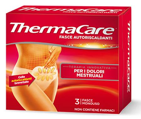 Thermacare Dolori Mestruali 3 Fasce Monouso Autoriscaldanti - latuafarmaciaonline.it