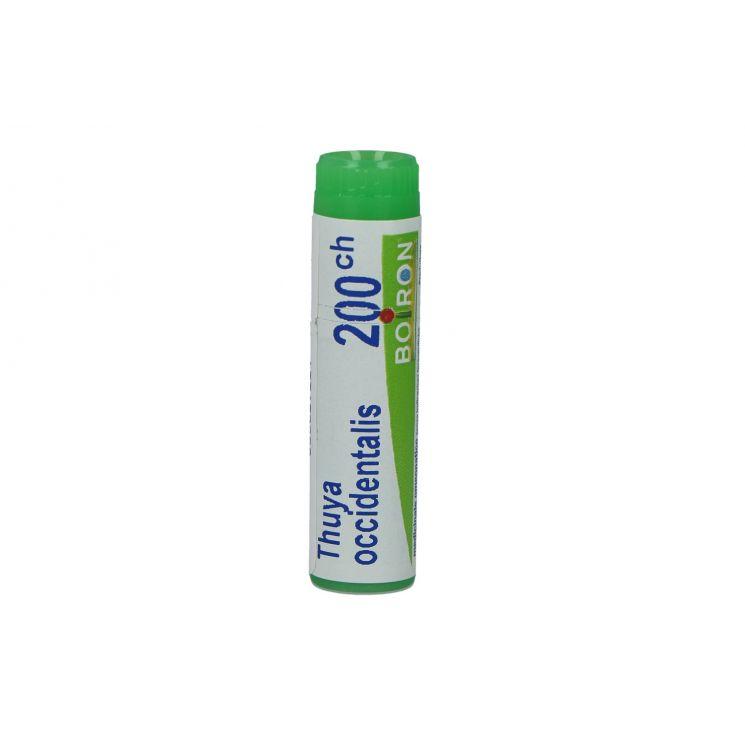 THUYA OCCIDENTALIS 200 CH GLOBULI - Farmapage.it