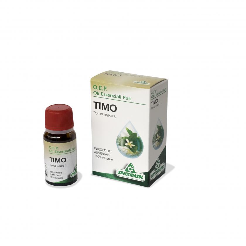 Specchiasol Timo Olio Essenziale Puro 10 ml - La tua farmacia online