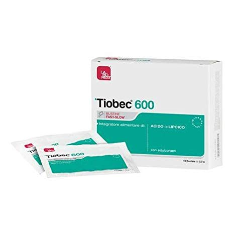 Tiobec 600 16 buste 40 g - Farmastar.it