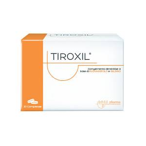 LO.LI PHARMA TIROXIL 4,0 30 COMPRESSE - Farmastar.it