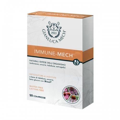 IMMUNE-MECH 20 COMPRESSE -  Farmacia Santa Chiara