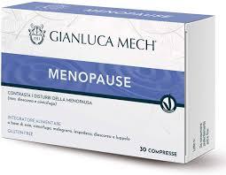 MENOPAUSE TISANO COMPLEX 30 COMPRESSE -  Farmacia Santa Chiara