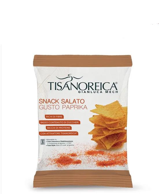 Tisanoreica Style  Snack salato gusto Paprika - latuafarmaciaonline.it