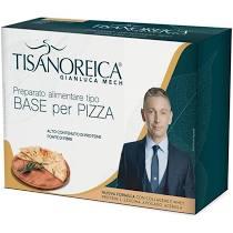 TISANOREICA BASE PIZZA 31,5 G X 4 2020 -  Farmacia Santa Chiara