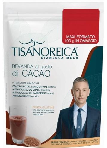 TISANOREICA BEVANDA CACAO 2020 POT 500 G - Farmalke.it