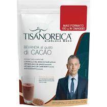 TISANOREICA BEVANDA CACAO 2020 POT 500 G -  Farmacia Santa Chiara