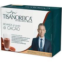 TISANOREICA BEVANDA CACAO 31,5 G X 4 2020 -  Farmacia Santa Chiara