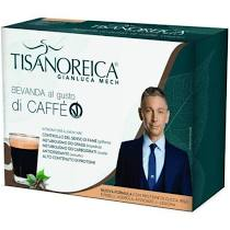 TISANOREICA BEVANDA CAFFE VEGAN 34 G X 4 2020 -  Farmacia Santa Chiara