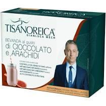 TISANOREICA BEVANDA CIOCCOLATO ARACHIDI 30 G X 4 2020 -  Farmacia Santa Chiara
