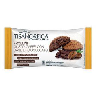 TISANOREICA FROLLINI CAFFE' CON BASE DI CIOCCOLATO 50 G - Iltuobenessereonline.it