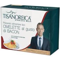 TISANOREICA OMELETTE BACON 28 G X 4 2020 -  Farmacia Santa Chiara