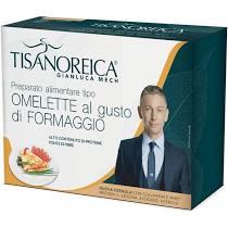 TISANOREICA OMELETTE FORMAGGIO 28 G X 4 2020 -  Farmacia Santa Chiara
