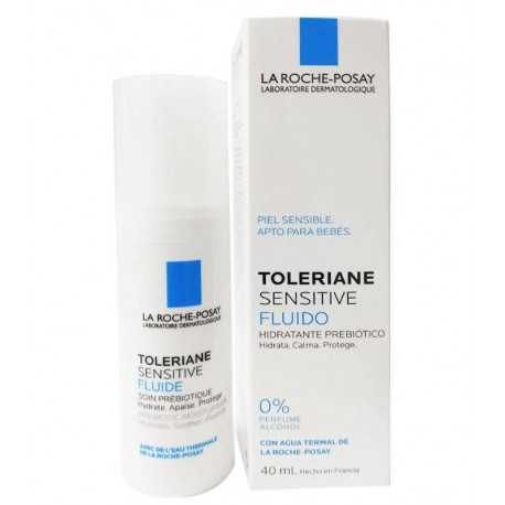 Toleriane Sensitive Fluido 40ml - Sempredisponibile.it