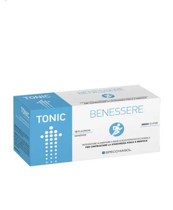 Tonic Benessere 12 Flaconcini 10 Ml - latuafarmaciaonline.it