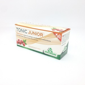 TONIC JUNIOR 12 FLACONCINI X 10 ML - Farmacia 33