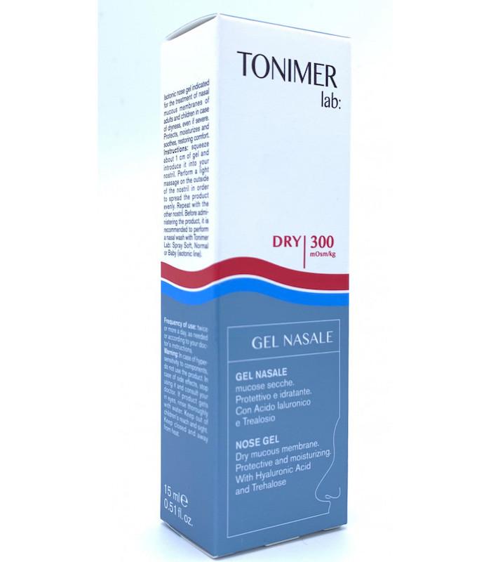 Tonimer Lab Dry 300 Gel Nasale 15ml - Arcafarma.it
