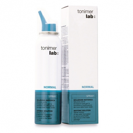 TONIMER NORMAL SPRAY 1 + 1 SPECIAL PRICE 125 ML - Farmapage.it