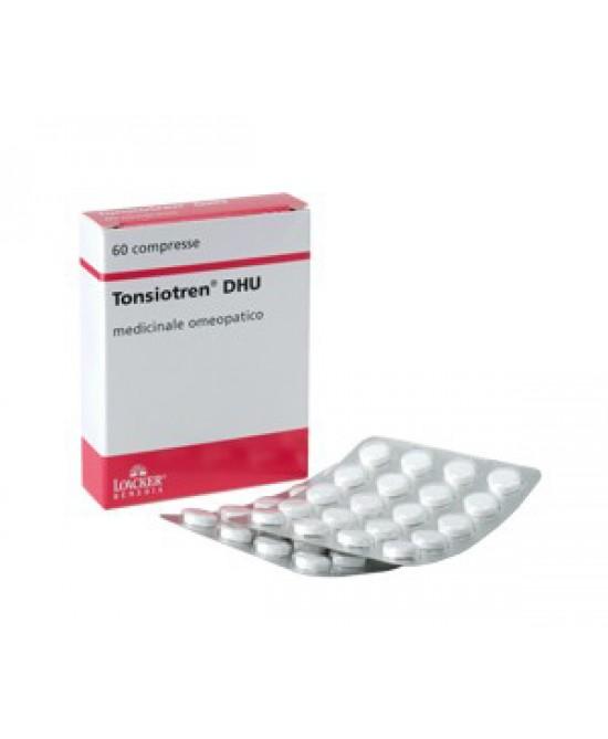 TONSIOTREN 60 Cpr DHU - Iltuobenessereonline.it