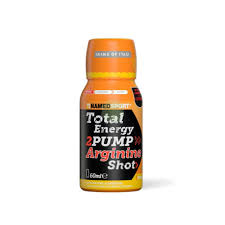 TOTAL ENERGY 2PUMP ARG SHOT MANGO/PEACH VOLT-60 ML - Spacefarma.it