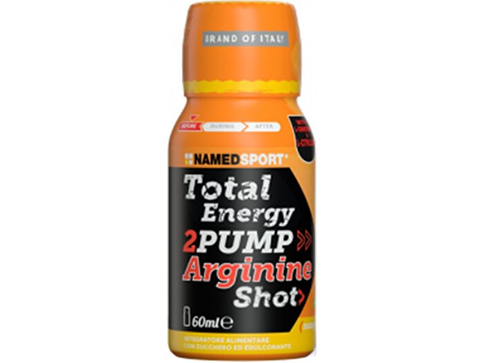 TOTAL ENERGY 2PUMP ARG SHOT MANGO/PEACH VOLT-60 ML - Farmacia Massaro