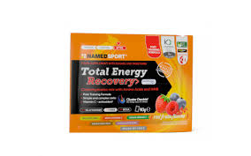 TOTAL ENERGY RECOVERY RED FRUITS 40 G - Spacefarma.it