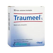 TRAUMEEL S 10 FIALE DA 2,2 ML - farmaciafalquigolfoparadiso.it