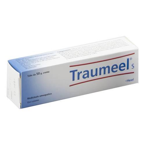 TRAUMEEL S CREMA 100 G - Farmaconvenienza.it