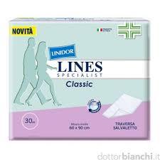TRAVERSA LINES SPECIALIST CLASSIC TRAVERSA 60 X 90 CM 30 PEZZI - Farmaciasconti.it