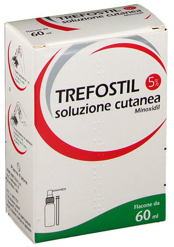 TREFOSTIL*SOLUZ CUT60ML50MG/ML - Farmacia Centrale Dr. Monteleone Adriano